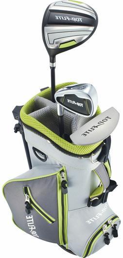 New Top Flite Junior Kids Complete Golf Set  - RH or LH