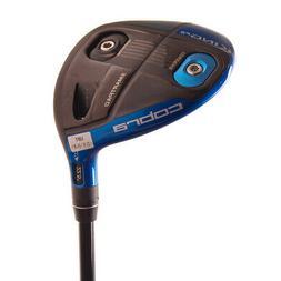 New Cobra King F6 Blue 7/8-Wood Senior Flex Graphite RH