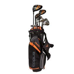 New Cobra King JR Complete Set of Golf Clubs + Bag - FREE SH