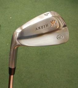 New Miura Golf MB-001 Pitching Wedge Tournament Blade PW DG-