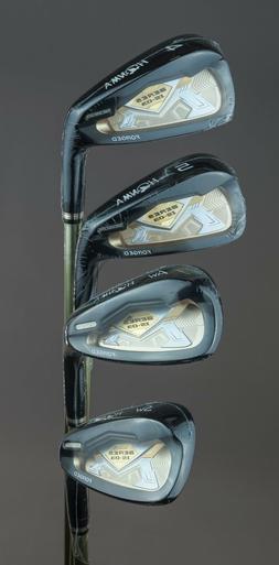New Honma Men's Beres IS-03 Black 2Star Single Irons, Choose