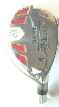 New Men's I DRIVE Hybrid Golf clubs L/H + Graphite Shaft , #