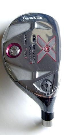 New Men's X9 Hybrid Golf Clubs L/H + Graphite Shaft,  #2 to