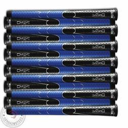 New Set of 9 BRAND NEW Winn DriTac Midsize AVS Black Blue Go