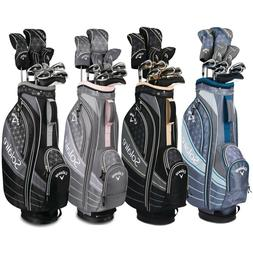 New Callaway Solaire 18 Complete Ladies Golf Package Set - 1