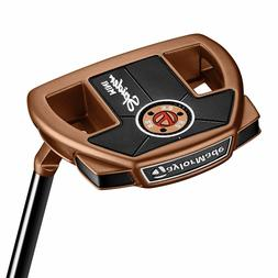 New Taylormade Spider Tour Mini Copper Putter - Choose Lengt