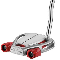 New Taylormade Spider Tour Platinum Putter - Choose Length L