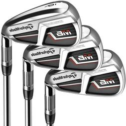 NEW TaylorMade M6 FULL Iron Set Of 8 4-9+PW+SW