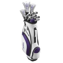 NEW Wilson Ultra Womens Ladies Right Handed Complete Golf Cl
