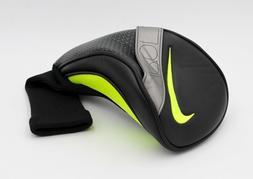 NEW Nike Vapor Black/Lime Driver Headcover Golf Head Cover