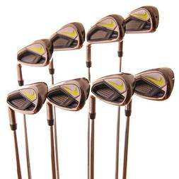New Nike Vapor Fly Iron Set 4-PW,AW,SW No 7-Iron FST 115 R-F