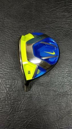 NEW NIKE VAPOR FLY TW  TIGER WOODS EDITION DRIVER HEAD RARE!