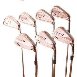 New Nike VR Pro Combo Forged Iron Set 4-PW DG AMT R-Flex Ste