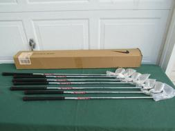 New Nike VR-S Covert 2.0 Iron Set: 4 - PW True Temper Dynali