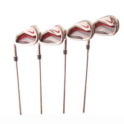 New Nike VR-S Covert 2.0 Iron Set 8-PW,AW FST R-Flex Steel R