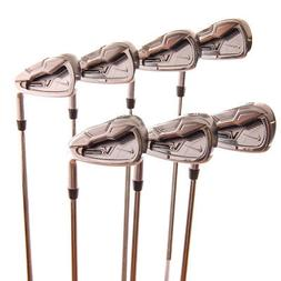 New Nike VR-S Forged Iron Set 4-PW NS Pro 950GH Stiff Flex S