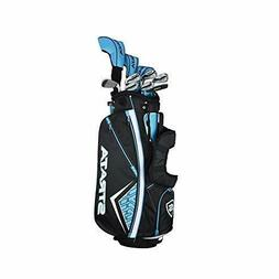 New Callaway Women's Strata Plus Complete Golf Set