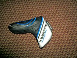 New Odyssey Works Putter Headcover - Magnetic Closure!