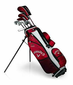 New Callaway XJ Series Ages 5-8 Complete Junior Graphite Set
