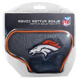 NFL Denver Broncos Blade Putter Cover