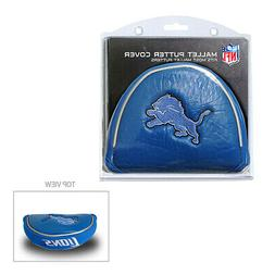 NFL Detroit Lions Golf Mallet Putter Cover