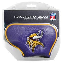 NFL Minnesota Vikings Golf Blade Putter Cover