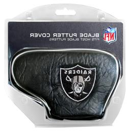 NFL Oakland Raiders Golf Blade Putter Cover