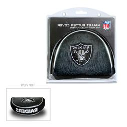 nfl oakland raiders mallet putter