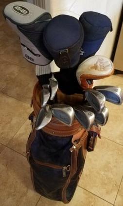 nice ladies full golf set of king