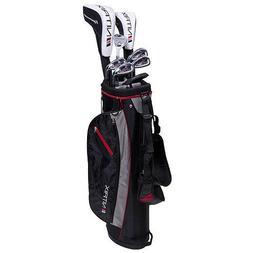 Pinemeadow Golf Men's Nitrix Pro Set Driver, 3 Wood, Hybrid,