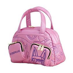 MU Sports Nylon Pouch Pink 703R 6224 Golf Wear/Women's Vest/