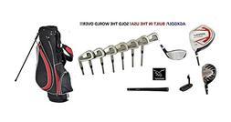 AGXGOLF Men's Tour Zone Golf Club Set; Right Hand Tall Lengt