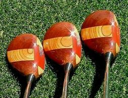 OVERSIZE Ping EYE 2 Golf Clubs set Refinished 2-Tone Driver