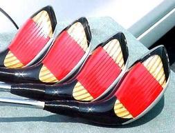oversize eye 2 golf clubs woods set