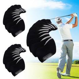 Pack of 30 20 10 Golf Club Iron Head Neoprene Cover Case Poc