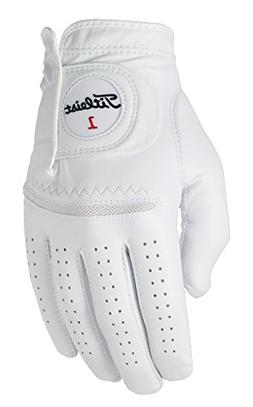 Titleist Perma Soft Golf Glove Mens Reg LH Pearl, White