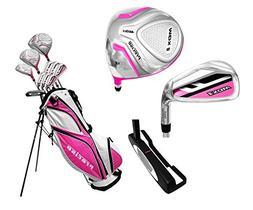 Ladies Petite Complete Women's Golf Club Set