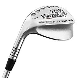 +2 inch over XL Big & Tall Senior Men's Sand Blaster Wedge R