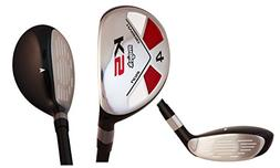 Majek Golf Petite Senior Lady #4 Hybrid Lady Flex Right Hand