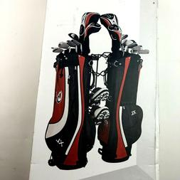 Racor PG-2R Golf Storage Hanger - 2 x Bag, 4 x Shoes - 21 He