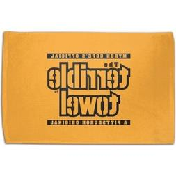 Myron Copes Official Pittsburgh Steelers Terrible Towel
