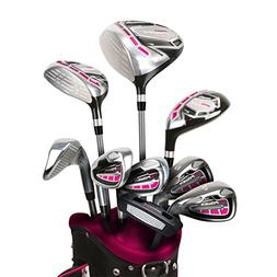 Powerbilt Women's Pro Power Petite Golf Set, Right Hand
