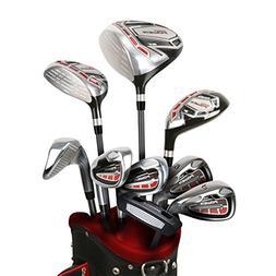 Powerbilt Pro Power Varsity Package Golf Set, Right Hand