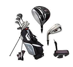 PreciseGolf Co. 14 Piece Men's ALL GRAPHITE Complete Golf Cl
