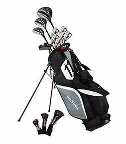 PreciseGolf Co M5 golf set Men's Complete titanium driver S.