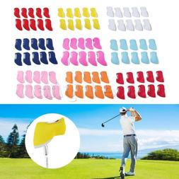 Premium Quality Neoprene Golf Protectors Head Covers for Iro