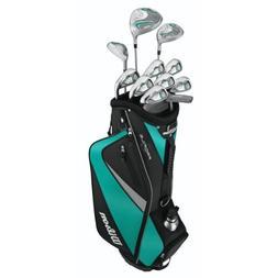 Wilson Golf Profile HL Long Complete Set, Teal/Black, 5-PW,