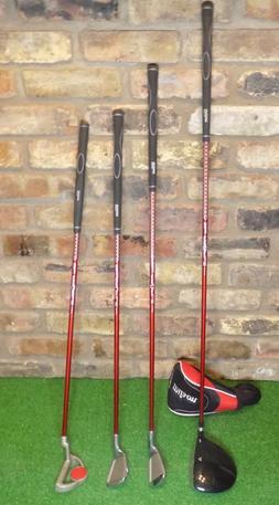 Wilson Profile Junior Golf Club Set Right Hand for Golfers 4
