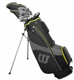 Wilson Profile SGI Teen Complete Right Hand Golf Set Stand B