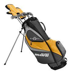 Wilson Profile XD Men's LH Flex Graphite Steel Golf Club Sta
